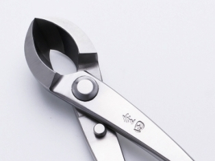 stainless steel bonsai concave cutter